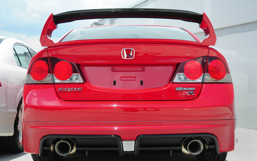 Civic si mugen rr submited images