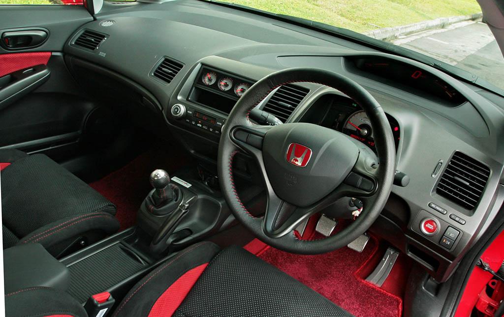 FD2 Honda Civic Type R JDM FD2 Honda Civic Mugen RR FD2 Honda Civic ...