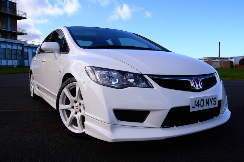 FD2 Honda Civic Type R Photos / Gallery